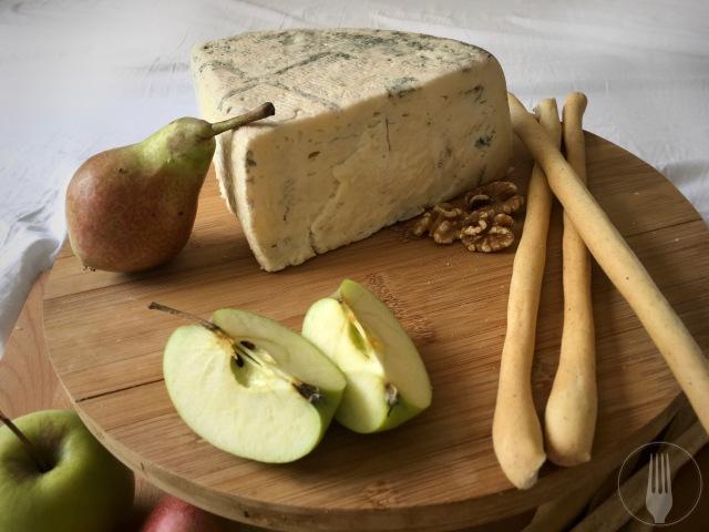 recette feuilleté pomme gorgonzola