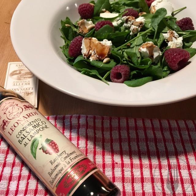recette salade balsamique