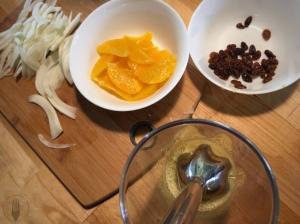 Recette salade sicilienne oranges et fenouil