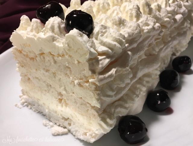 Recette meringata dessert italien