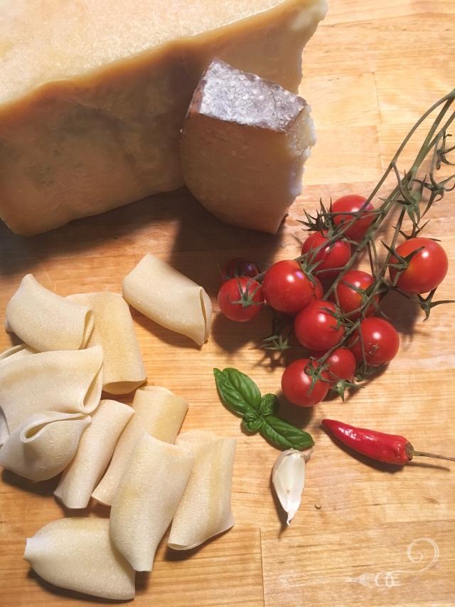 Pasta allo scarpariello - recette italienne