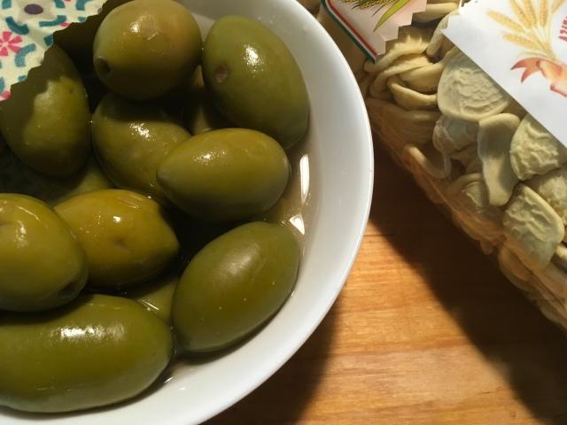 Recette orecchiette olives et thon
