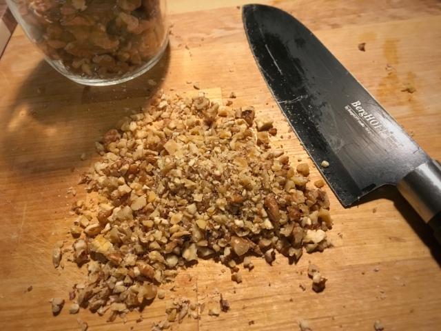 Recette barquettes de céleri au gorgonzola