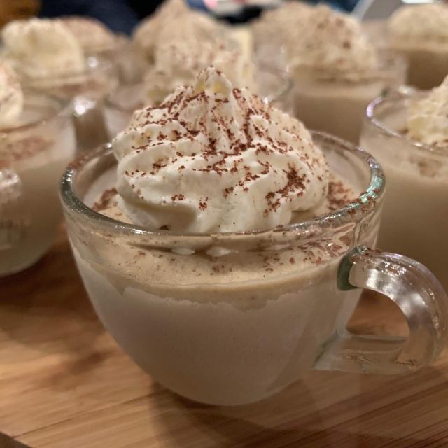 Recette semifreddo au café