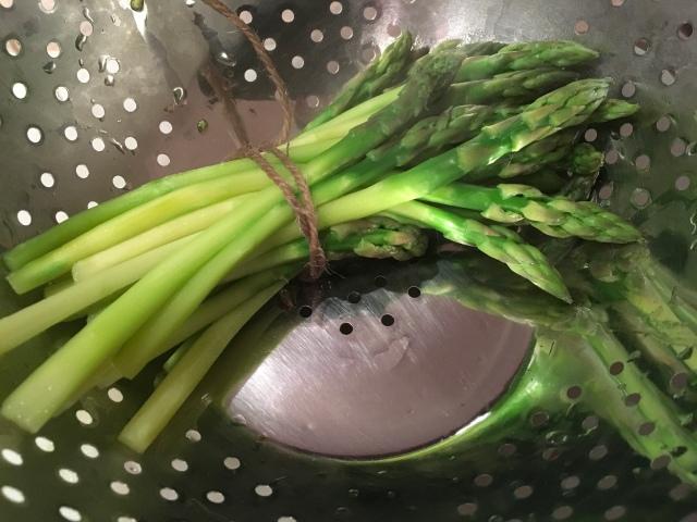 Recette frittata aux asperges