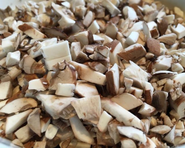 Recette gnocchis aux champignons
