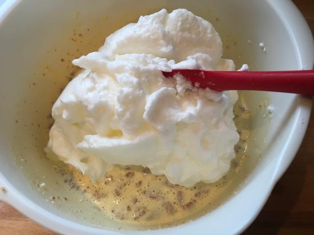 Recette crème aux amaretti