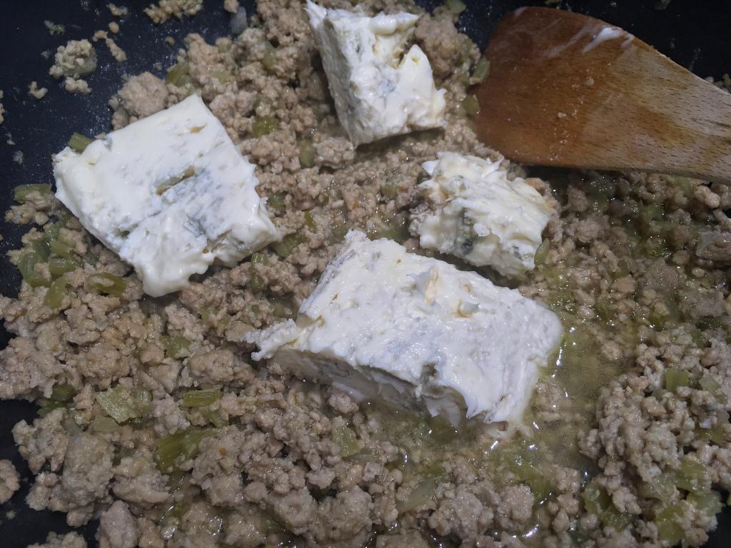 Recette tagliatelles ragù et gorgonzola