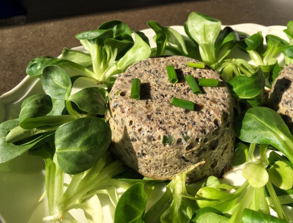 Recette flan aux champignons