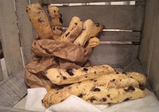 Recette pain aux olives