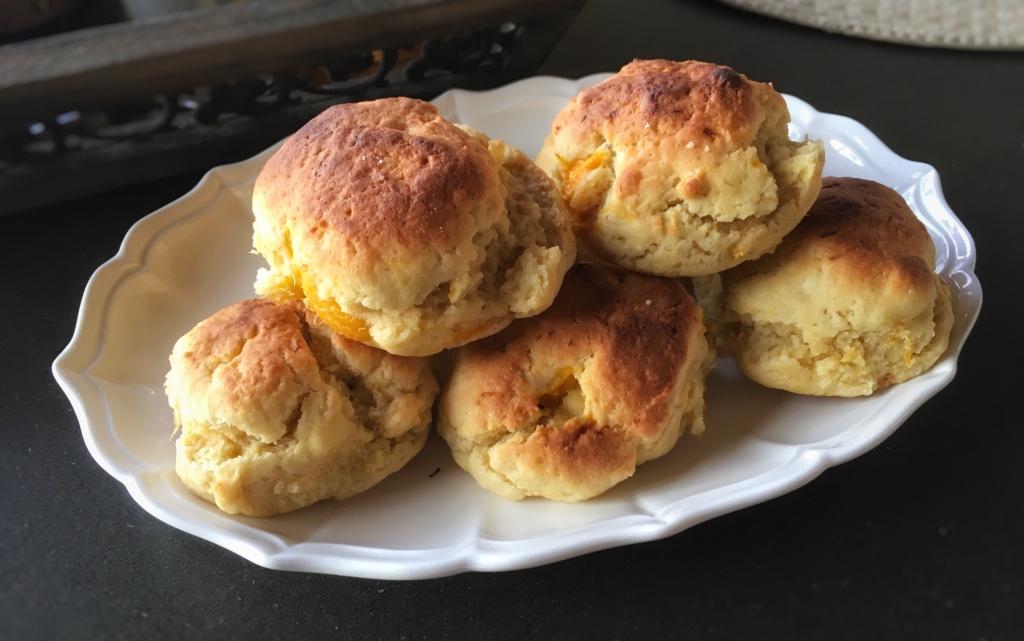 Recette biscuits moelleux aux abricots